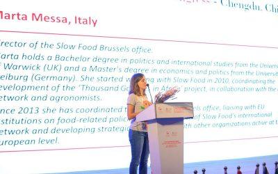 Slow Europe: één europees voedselbeleid