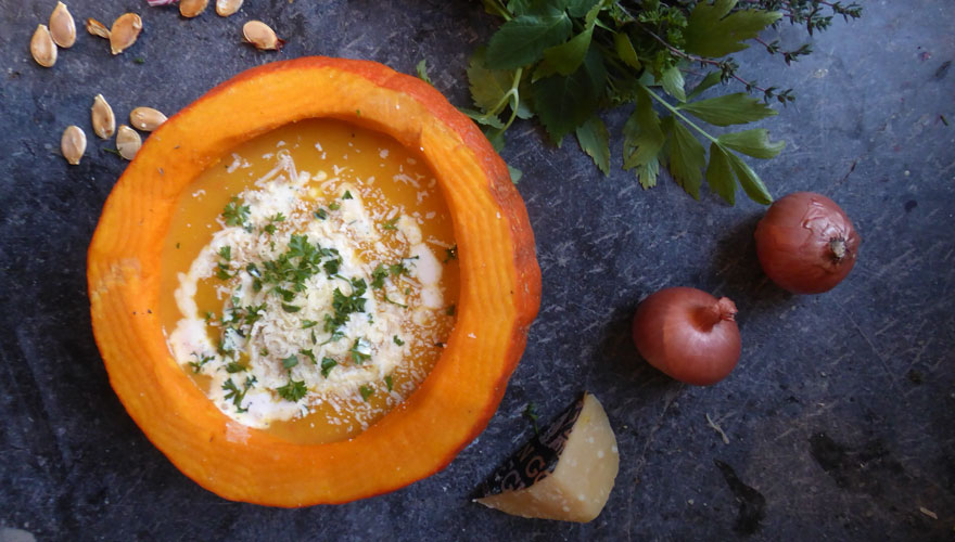 Eten uit het seizoen: Het zonnetje in de pan