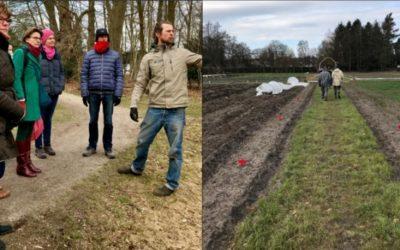 Zelfoogsttuin Kraaybeekerhof start dit voorjaar