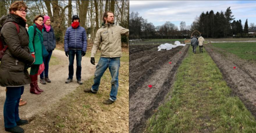 Zelfoogsttuin Kraaybeekerhof Start Dit Voorjaar Slowfood