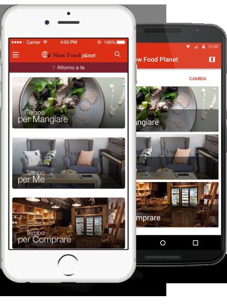 Slow Food Planet_app