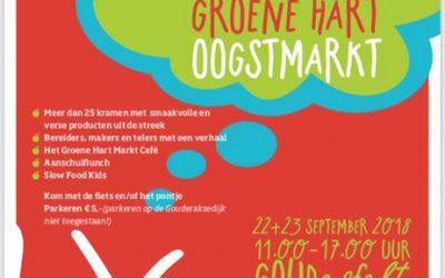 SLOW FOOD GROENE HART OOGSTMARKT