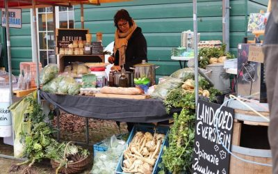 Slow Food Markt Vianen groot succes