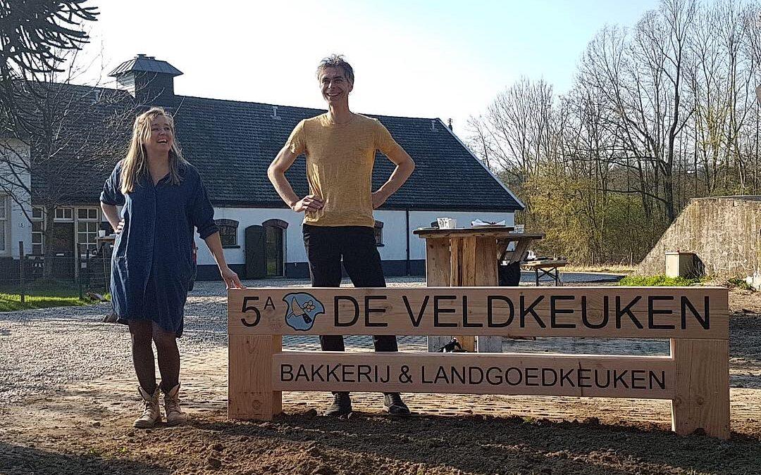 Slow Food Utrecht aan Tafel: schuif aan bij De Veldkeuken