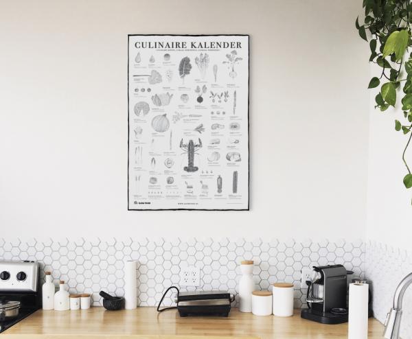 Culinaire kalender Slowfood