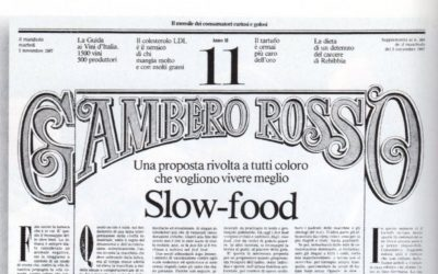 Het Slow Food Manifest: al 30 jaar relevant