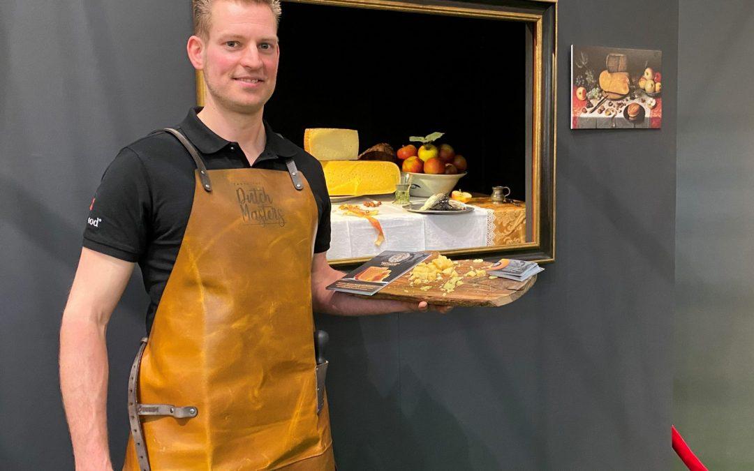 Kaasboer Frank Captein over good, clean en fair boeren