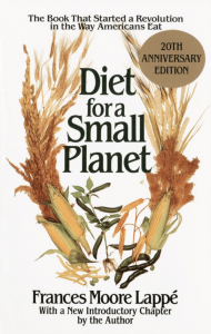 Cover Diet for a Small Planet