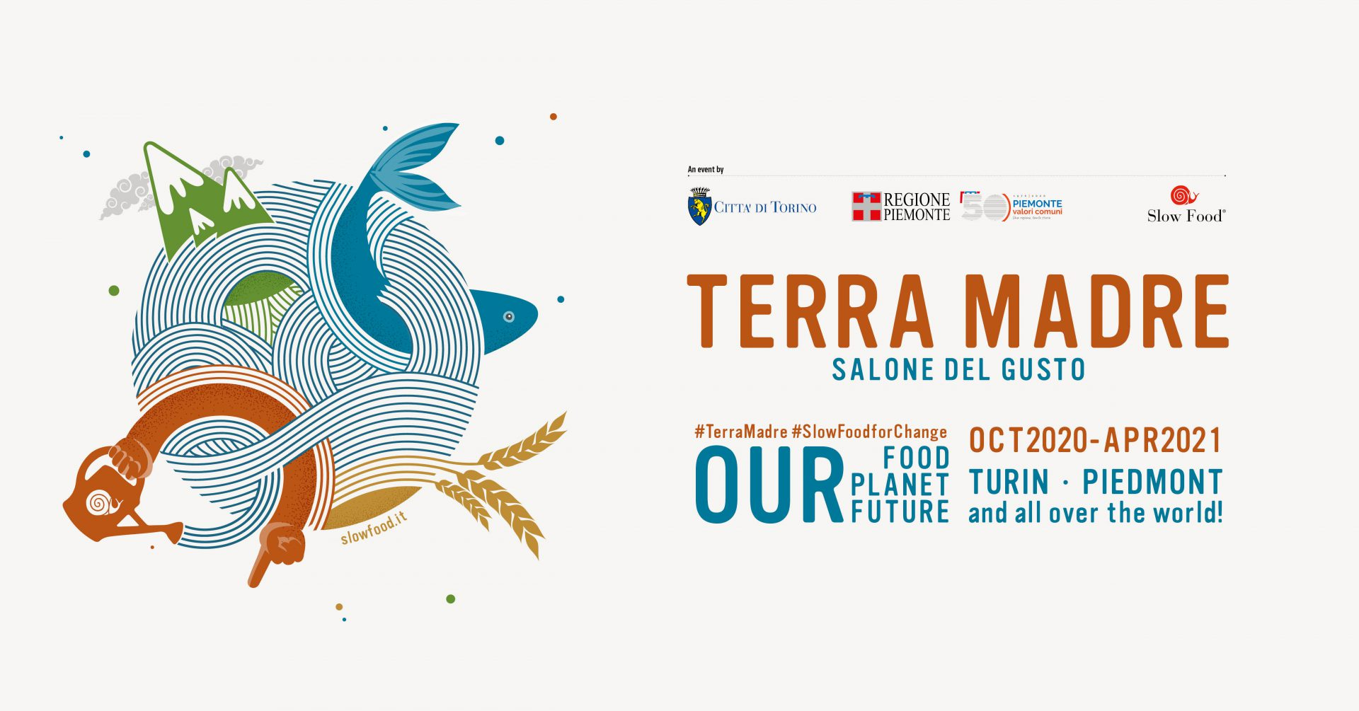 FB Cover_Terra Madre Salone del Gusto 2020 - door SF International