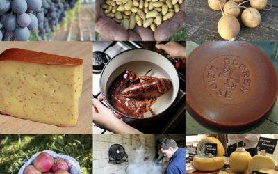Werk aan de Slow Food winkel