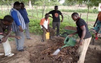 10.000 tuinen in Afrika