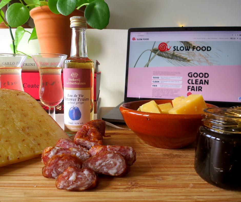 Slow Food proeverij_Terra Madre Dag 2020