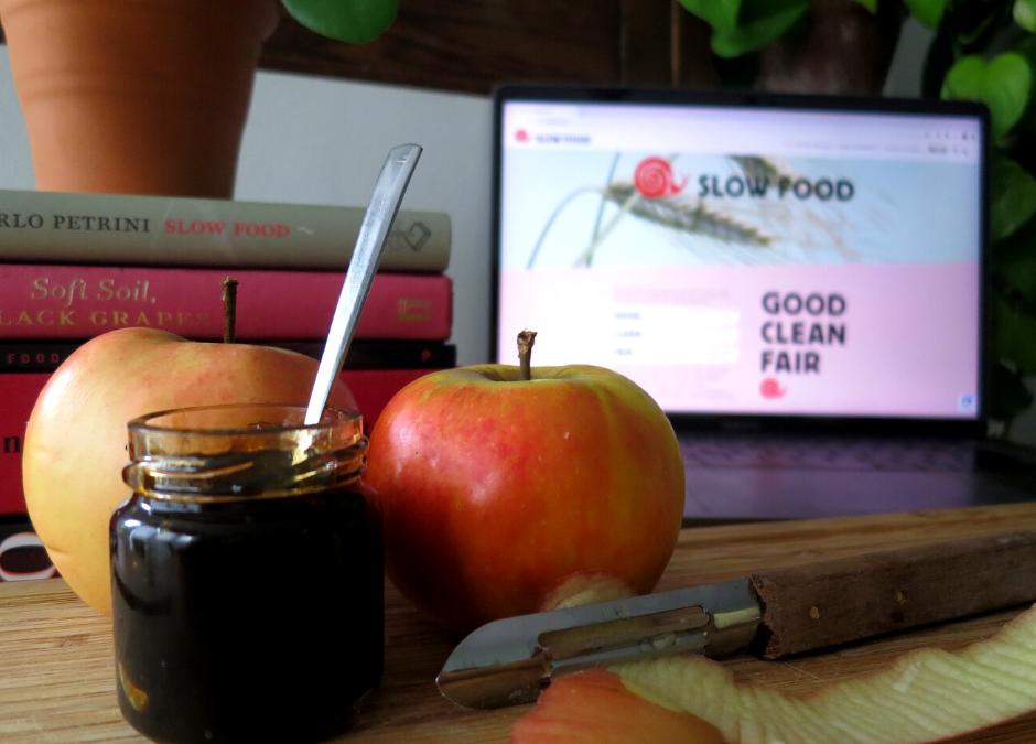 Slow Food proeverij: Limburgse perenappelstroop