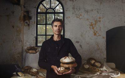 Interview met Slow Food chef René van der Veer over brood van emmertarwe
