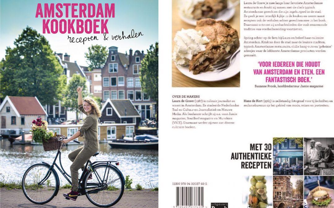 Recensie Amsterdam kookboek