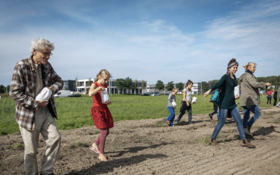 Actie behoud Lutkemeerpolder op 8 mei