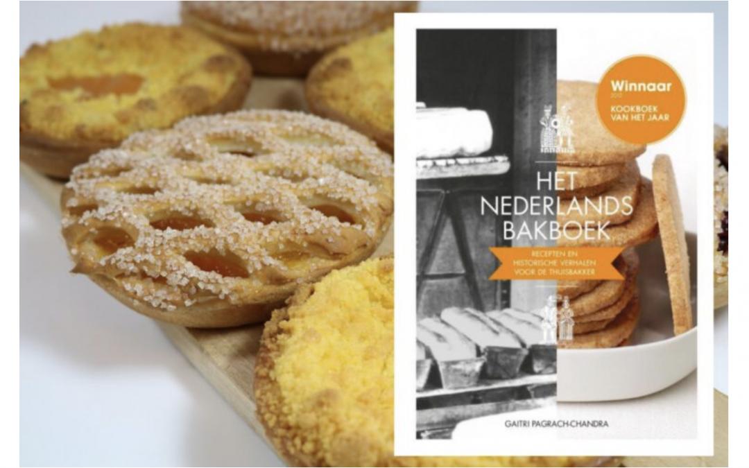 Het Nederlands bakboek