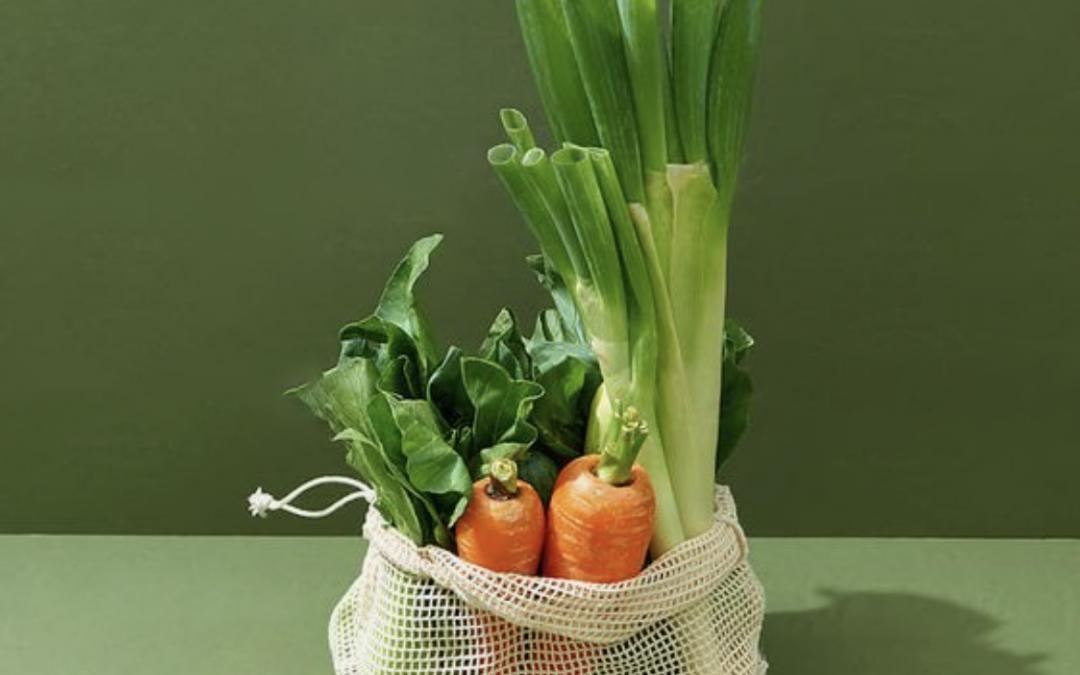 Biologische streekmarkt bij de Groene afslag