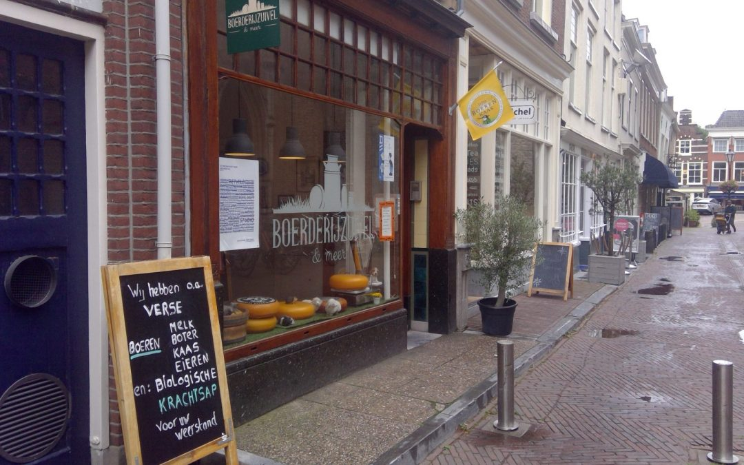 """""""Boerderijzuivel & meer"""" zoekt opvolger"""