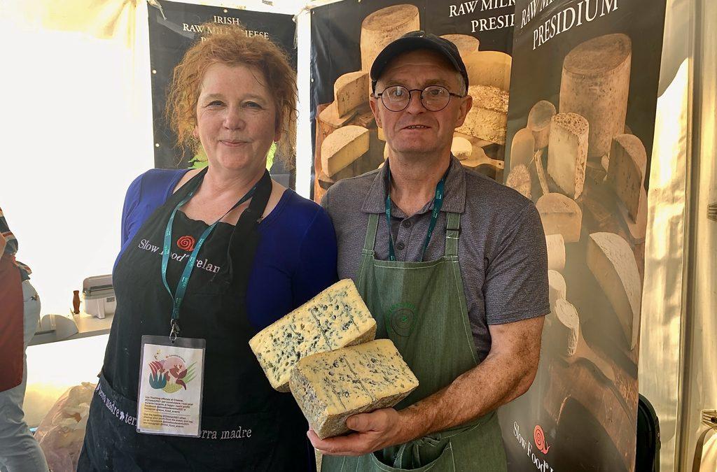 Cheese dag 2: Kaasmaker Peter Thomas, Ierland