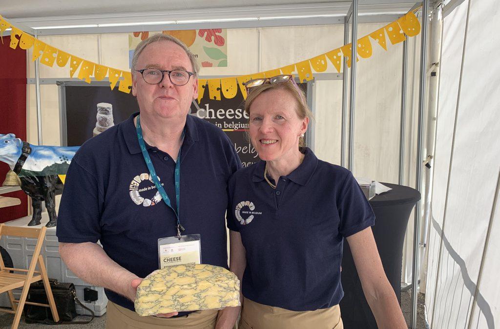 Cheese dag 1: Affineur Peter Verbruggen, België