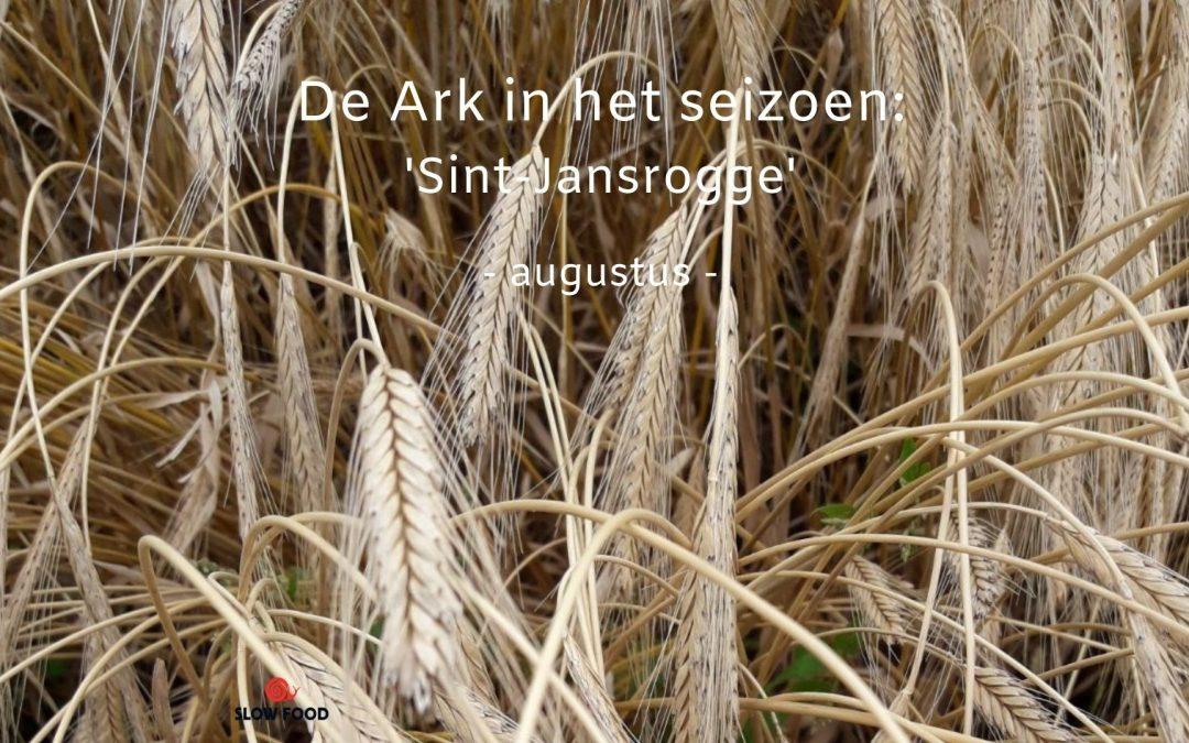 De Ark in het Seizoen: Sint-Jansrogge (augustus)
