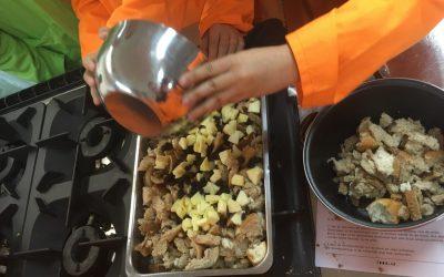 Verspillingsvrij koken met kinderen