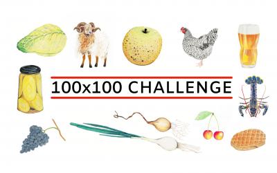 100×100 challenge: €1500 voor het beste idee!